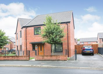 Thumbnail 3 bedroom semi-detached house for sale in Wenlock Way, Manchester, Greater Manchester