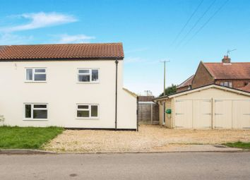 4 bed semi-detached house for sale in St. Peters Road, Wiggenhall St Germans, King's Lynn PE34