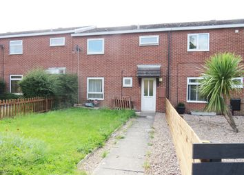 Thumbnail 3 bed terraced house for sale in Smisby Way, Shelton Lock, Derby