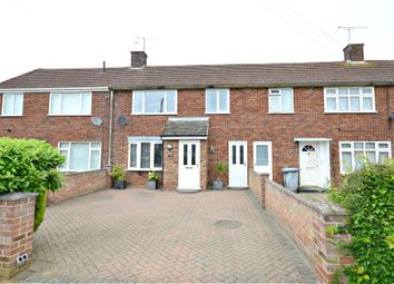 Thumbnail 3 bed terraced house for sale in Tern Close, Tilehurst, Reading