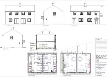 Thumbnail 3 bed semi-detached house for sale in Astbury Street, Congleton, Cheshire