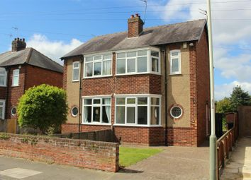 Thumbnail 2 bed semi-detached house for sale in Ravensdale Road, Darlington