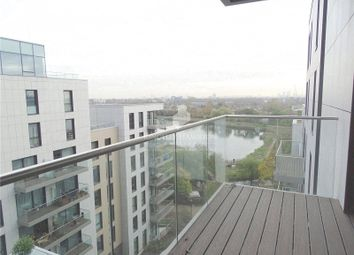 Thumbnail 2 bed flat to rent in City View Apartments, Devan Grove, London