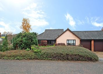 Thumbnail 3 bed detached bungalow for sale in Mayfield Lane, Martlesham Heath, Ipswich