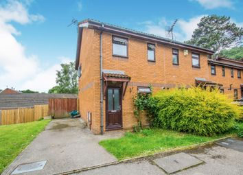 Thumbnail 2 bedroom end terrace house for sale in Cwrt Ty Fferm, Llanbradach, Caerphilly