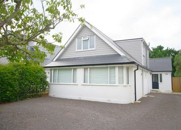 Thumbnail 4 bed detached house for sale in Mill Hill Close, Whitecliff, Poole, Dorset