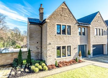 Thumbnail 5 bed detached house for sale in Stumperlowe Crescent Road, Sheffield