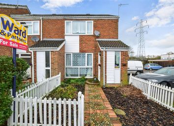 Thumbnail 2 bed terraced house for sale in Oaklands, Ashford, Kent