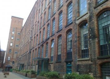 Thumbnail 1 bed flat to rent in 58, Linen House, Nottingham