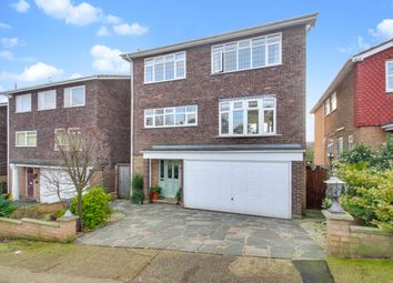 Thumbnail 4 bed detached house for sale in Fernlea Road, Benfleet