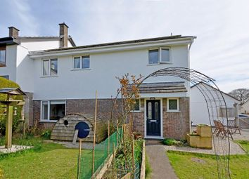 Thumbnail 3 bed end terrace house for sale in Ventonlace, Grampound Road, Truro