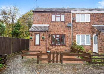 Thumbnail 2 bed end terrace house for sale in Cadiz Way, Hopton, Great Yarmouth