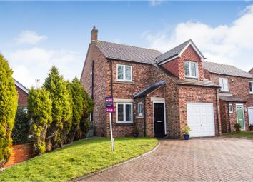 Thumbnail 3 bed detached house for sale in Eyre Close, Brayton