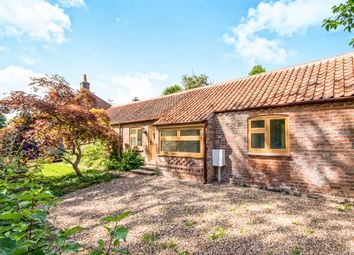 Thumbnail 3 bed detached bungalow for sale in Main Road, Willoughby, Alford
