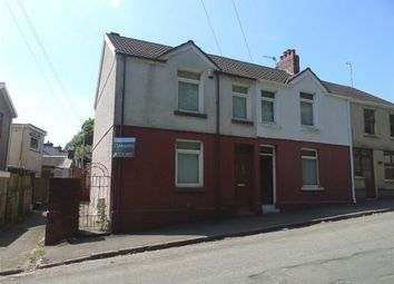 Thumbnail 3 bed end terrace house for sale in Heol Y Cnap, Treboeth, Swansea