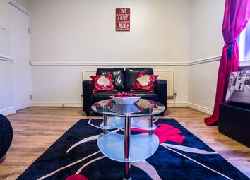 Thumbnail 4 bed flat to rent in Flat 1, 163 Cardigan Road, Hyde Park