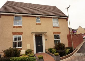 Thumbnail 3 bedroom semi-detached house for sale in Haslingden Crescent, Dudley