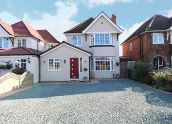 Thumbnail 4 bed detached house for sale in Dark Lane, Hollywood, Birmingham