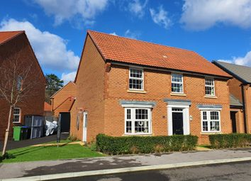 4 bed detached house for sale in Agincourt Drive, Sarisbury Green, Southampton SO31