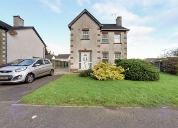 Thumbnail 3 bed detached house for sale in Demesne Manor, Garvagh, Coleraine, County Londonderry