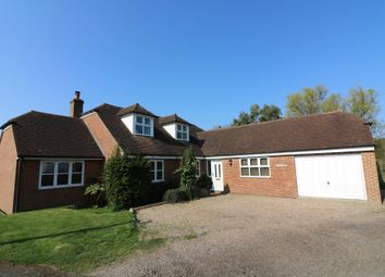 Thumbnail 4 bed detached house to rent in Foxborough Hill, Woodnesborough, Sandwich