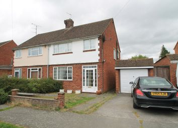 3 bed semi-detached house for sale in Cromwell Avenue, Aylesbury HP19