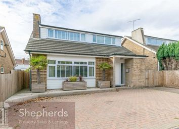Thumbnail 4 bed detached house for sale in Holbeck Lane, West Cheshunt, Hertfordshire