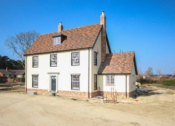 Thumbnail 5 bedroom detached house for sale in High Street, Cheveley, Newmarket