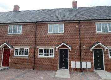 Thumbnail 2 bed terraced house to rent in Park Avenue, Attleborough, Nuneaton