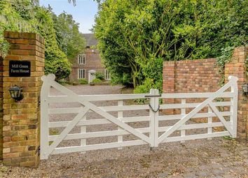 Thumbnail 6 bed farmhouse for sale in Mill Lane, Aldridge, Walsall