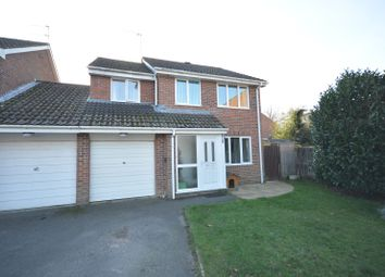 Thumbnail 4 bed detached house for sale in Hawker Close, Merley, Wimborne