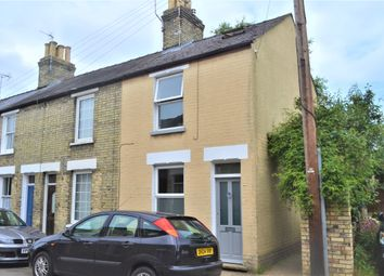 Thumbnail 3 bed end terrace house for sale in York Terrace, Cambridge