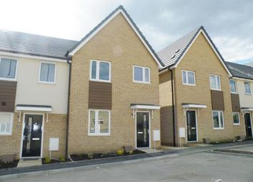 Thumbnail 3 bed semi-detached house for sale in Brecken Court, Hampton Centre, Peterborough, Cambridgeshire