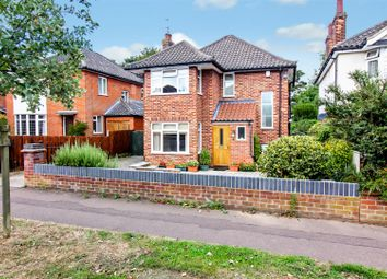 Thumbnail 3 bedroom detached house for sale in Grove Walk, Norwich