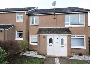 Thumbnail 2 bed flat for sale in Hawick Drive, Coatbridge