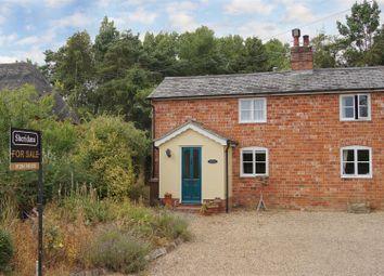 Thumbnail 2 bed cottage for sale in Lower Green, Felsham, Bury St. Edmunds