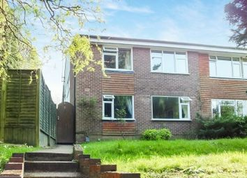 Thumbnail 2 bed maisonette for sale in Dale View, Woking