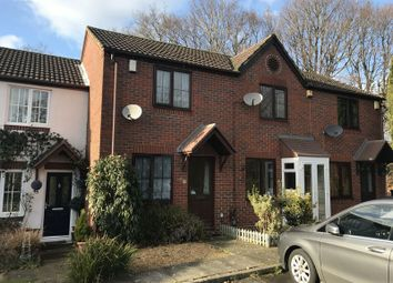 Thumbnail 1 bed terraced house to rent in Shamblehurst Lane South, Hedge End, Southampton