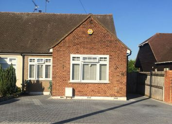 Thumbnail 2 bed semi-detached bungalow for sale in Kevin Close, Billericay