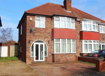Thumbnail 3 bed semi-detached house for sale in Hughes Road, Hayes, Middlesex