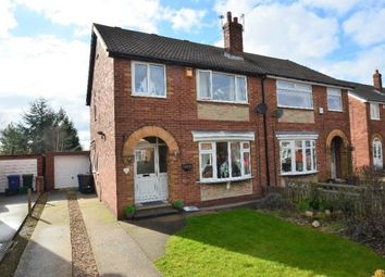 Thumbnail 4 bed semi-detached house for sale in Hyman Close, Warmsworth, Doncaster