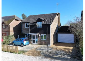 Thumbnail 5 bed detached house for sale in Drome Path, Wokingham
