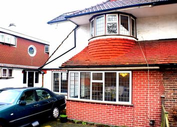 Thumbnail 4 bed semi-detached house to rent in Exford Road, Lee
