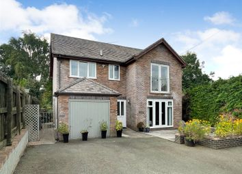 Thumbnail Detached house for sale in Morda, Oswestry, Shropshire