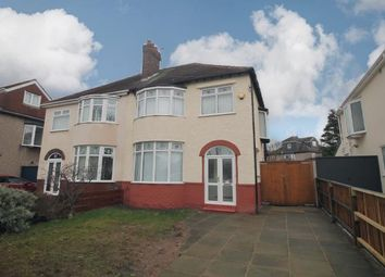 Thumbnail 3 bed semi-detached house for sale in The Northern Road, Crosby, Liverpool