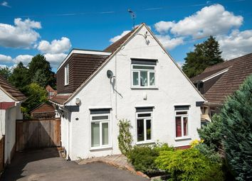 Thumbnail 4 bedroom detached house for sale in Froxfield Avenue, Reading