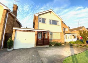 Thumbnail 3 bed detached house for sale in Leas Road, Mansfield Woodhouse, Nottinghamshire