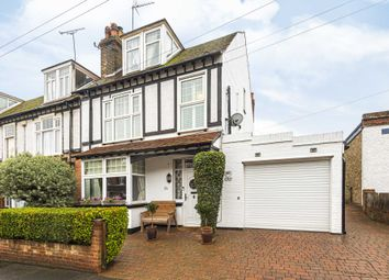 Thumbnail 5 bed end terrace house for sale in Percy Avenue, Broadstairs