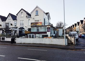 Thumbnail Restaurant/cafe for sale in St Helens Road, Brynmill, Swansea