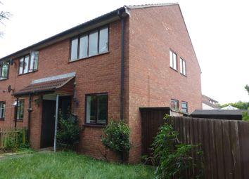 Thumbnail 1 bed flat for sale in Wainwright, Werrington, Peterborough